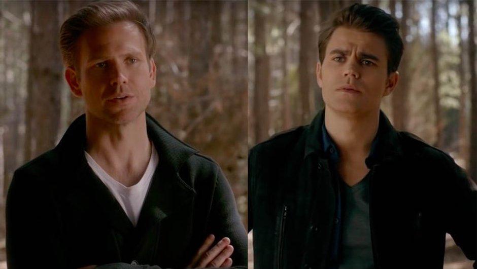 """Vampire Diaries: Les personnages préférés d'Ian Somerhalder ? """"Alaric et Stefan sans aucun doute"""""""