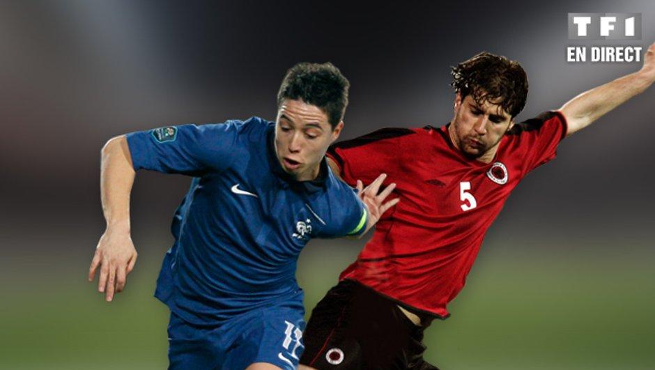 Albanie - France en streaming vidéo !