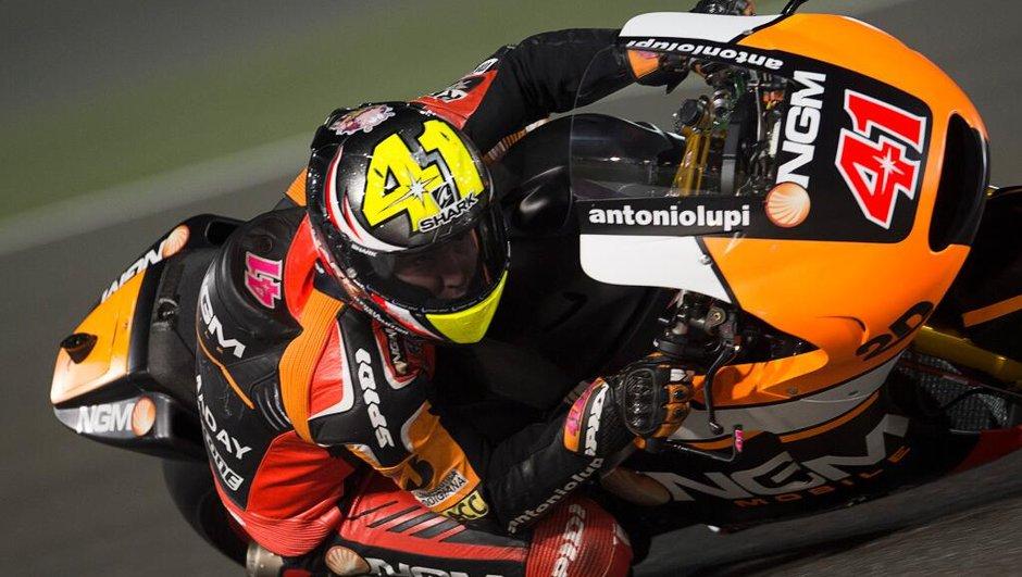 """MotoGP 2014 - Essais 1 Qatar : """"Excellent départ"""" de Aleix Espargaro"""