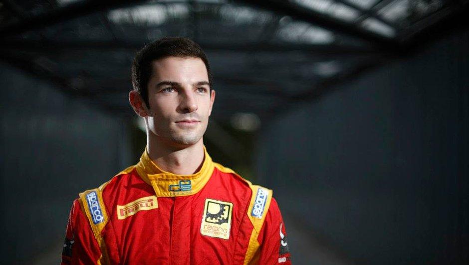 F1 : Rossi remplace Merhi chez Manor dès Singapour
