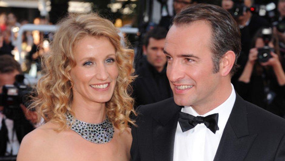 Jean Dujardin reçoit un prix d'interprétation à Cannes