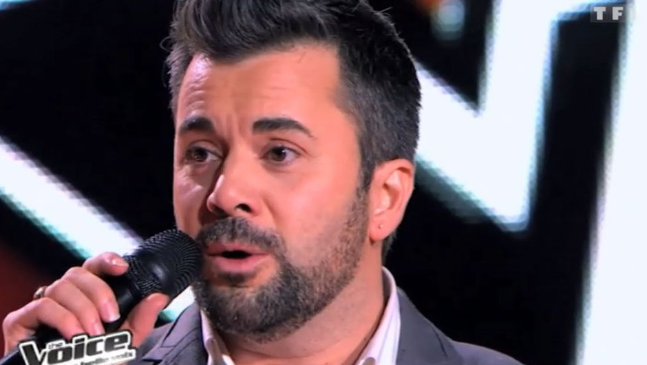 The Voice: l'uniforme Bertignac pour Alexandre Chassagnac