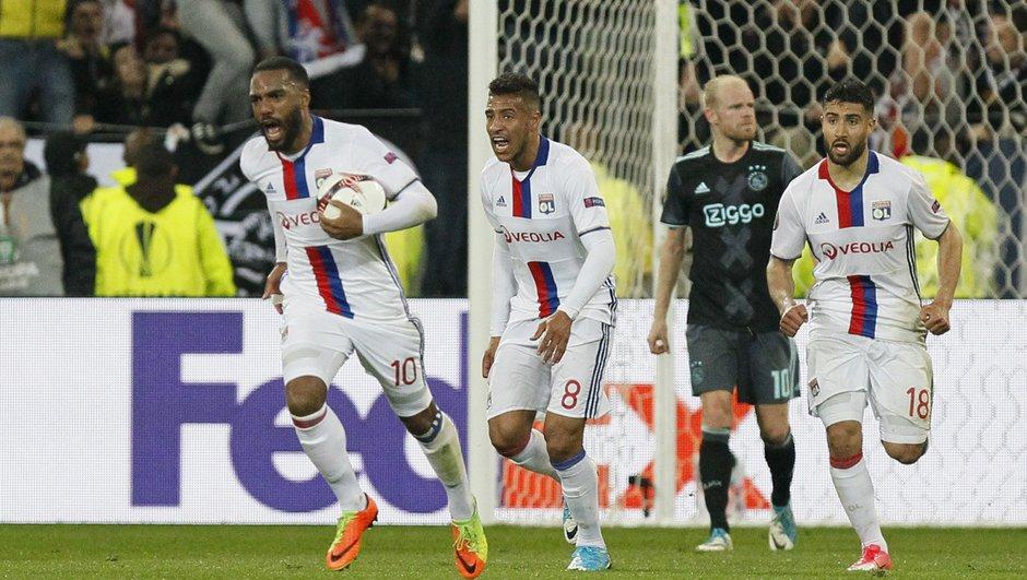 Ligue Europa : Morel, Tolisso et Lacazette dans l'équipe de la saison