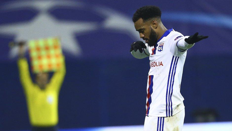 Ligue 1 : Alexandre Lacazette, l'homme de la 38ème journée