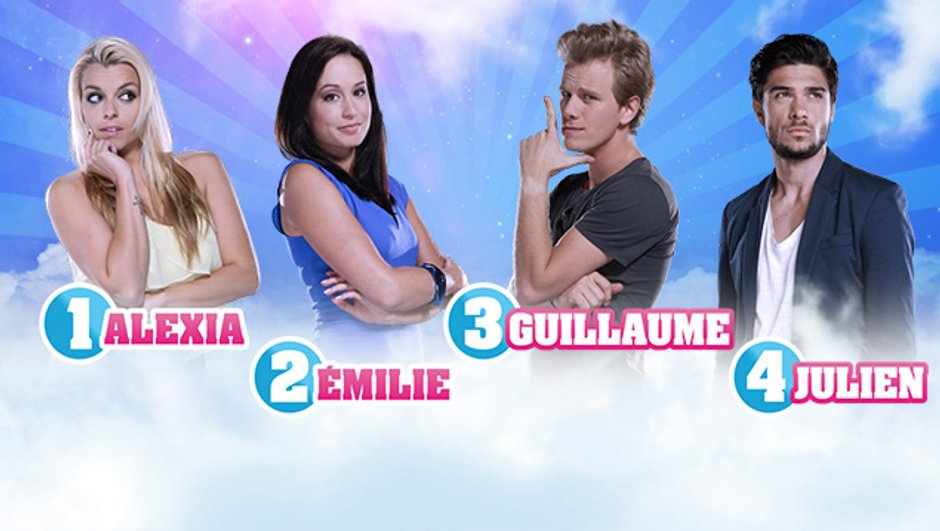 Secret Story 7 - Alexia, Emilie, Guillaume et Julien nominés