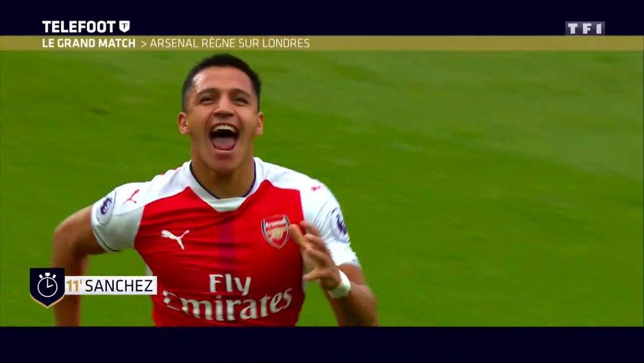 Arsène Wenger fête ses 20 ans à Arsenal en écrasant Chelsea
