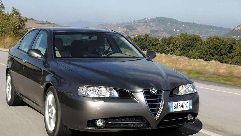 Alfa Romeo : une grande berline pour 2014