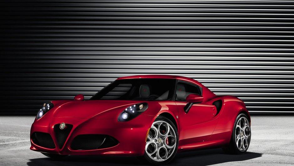 Salon de Genève 2014 : une Alfa Romeo 4C Spider va-t-elle débarquer ?