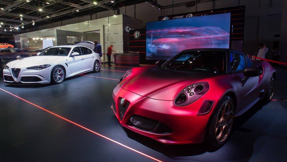 Salon de Dubai 2015 : le plein de nouveautés et supercars