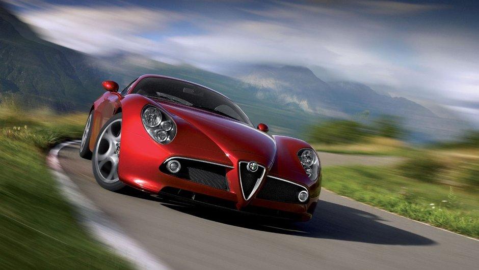 Un concept Alfa Romeo 4C GTA pour le salon de Genève ?