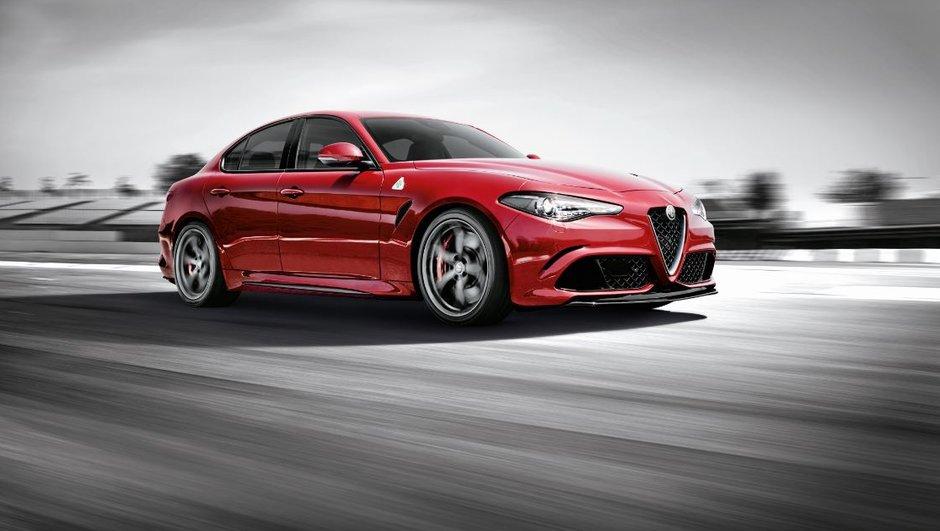 L'Alfa Romeo Giulia récupère son record