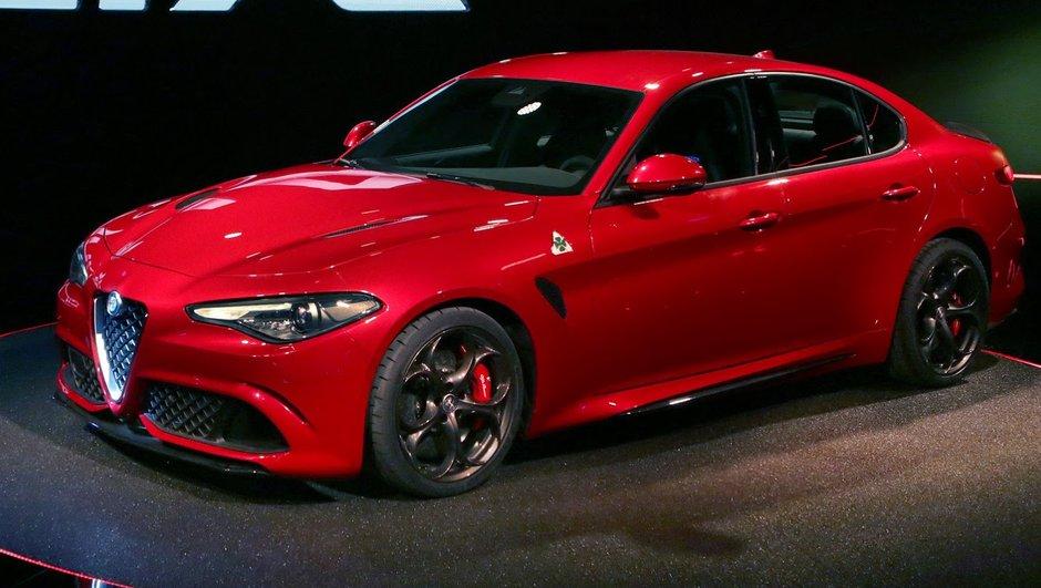 Nouvelle Alfa Romeo Giulia 2016 : la renaissance est en marche
