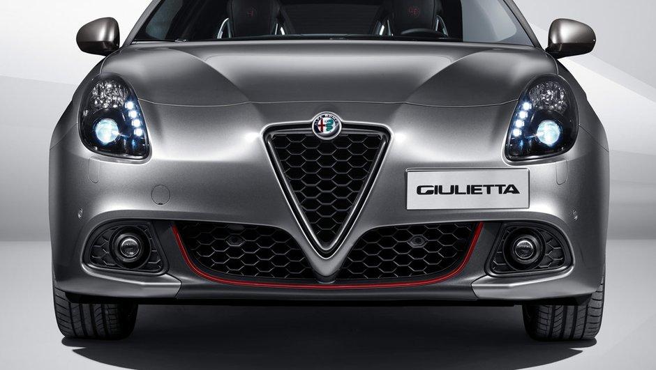 "Alfa Romeo présente une Giulietta restylée ""plus sportive"""