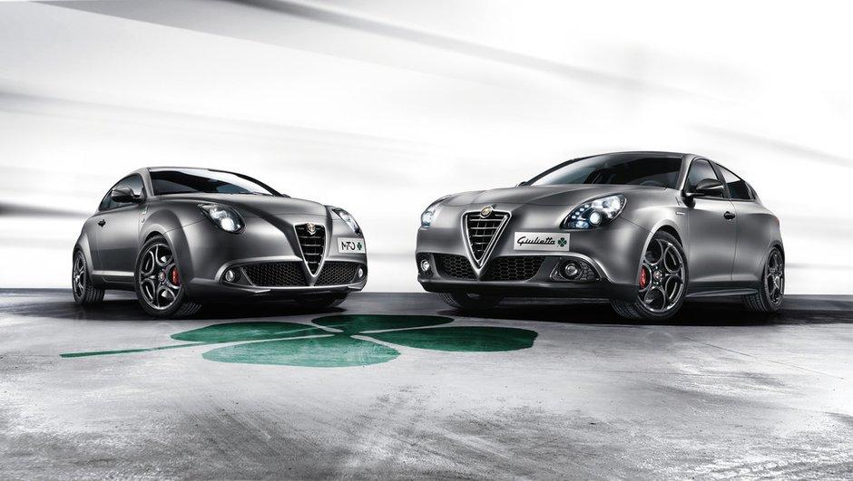 Salon de Genève 2014 : Alfa Romeo améliore ses Giulietta et MiTo Quadrifoglio Verde