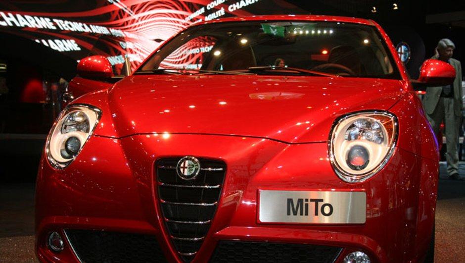 Alfa Romeo MiTo : nouvelle motorisation MultiAir en septembre
