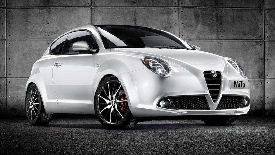 Alfa Romeo MiTo : nouveau moteur bicylindre TwinAir