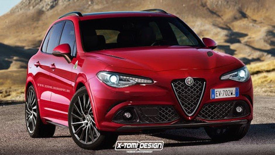 Alfa Romeo: le premier SUV de la marque prévu pour l'automne 2016!