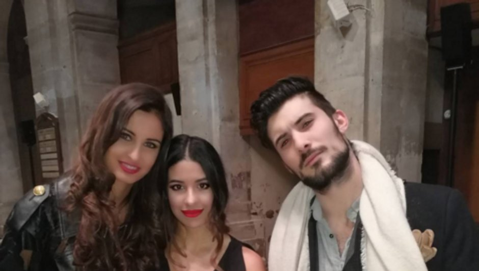 Ali et Alia : duo de choc à la Fashion Week !