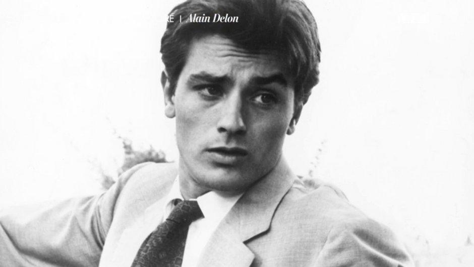 Alain Delon, une légende du cinéma français