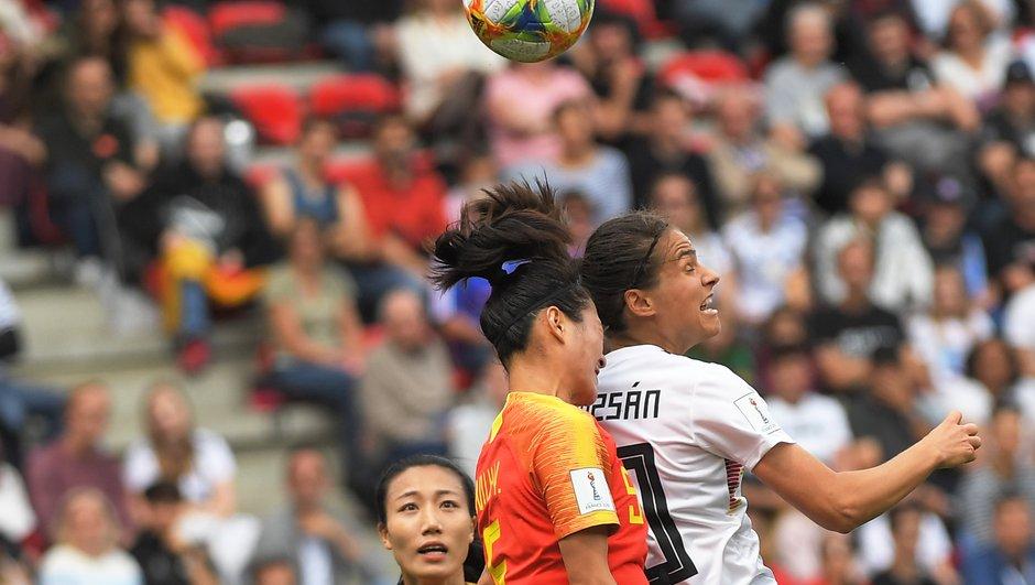 Coupe du monde 2019 - L' Allemagne bat difficilement la Chine (1-0)