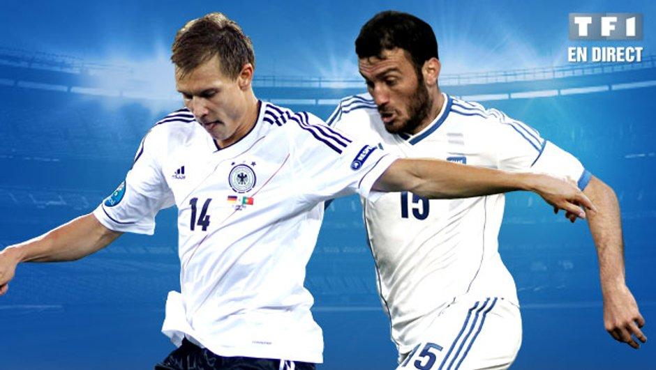 Allemagne - Grèce en streaming vidéo !