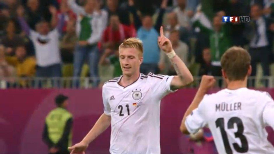 Allemagne - Grèce : la Mannschaft en impose