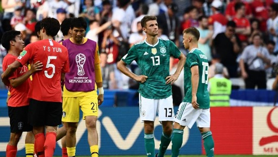 France 2002, Italie 2010, Espagne 2014... L'Allemagne 2018 poursuit la malédiction des champions du monde