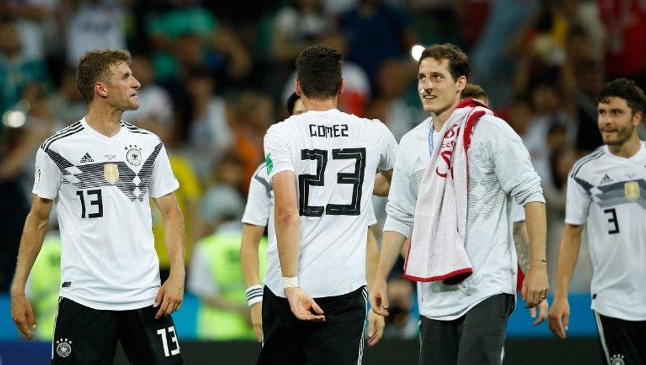 """""""Et à la fin, l'Allemagne se démerde pour gagner"""" : Gary Lineker met sa célèbre phrase au goût du jour"""