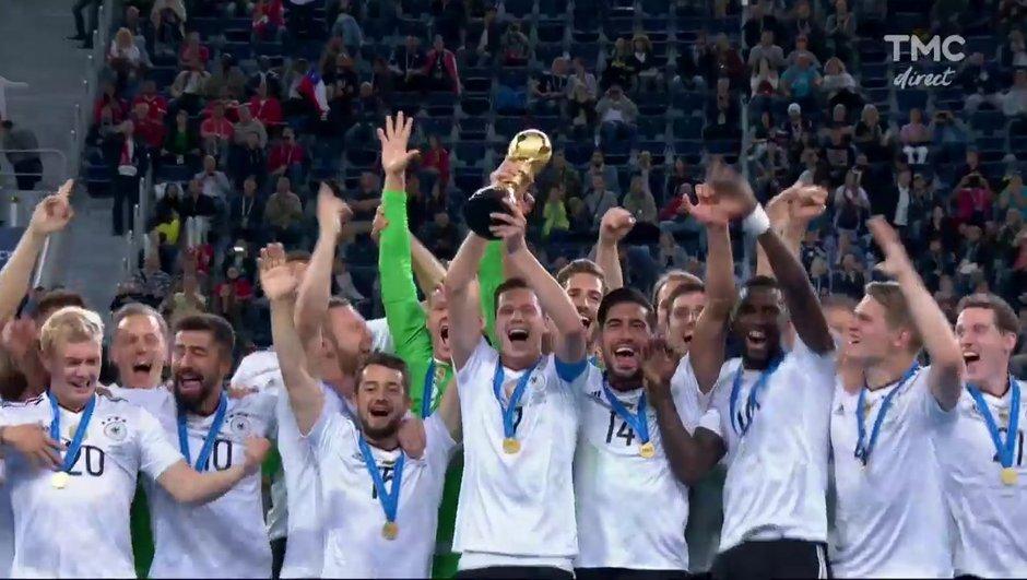 Coupe du Monde 2018 : d'un coup, d'un seul, l'Allemagne est (re)devenue favorite