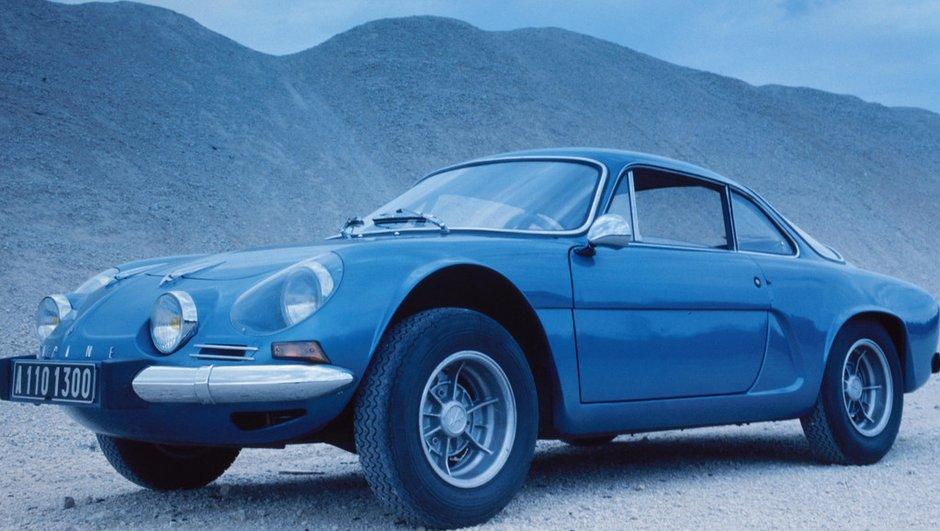 Renault Alpine : concept-car quasi assuré, à quand le retour ?