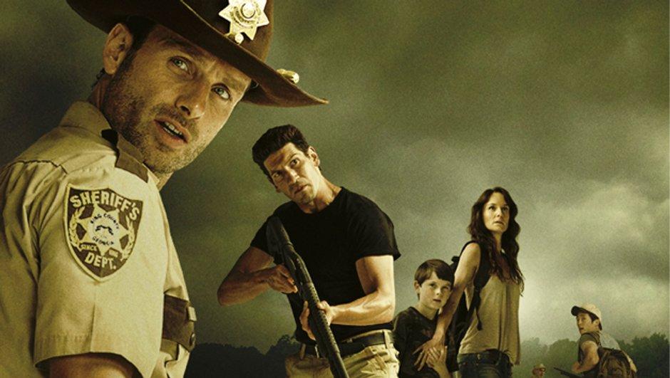 The Walking Dead, saison 2 à partir du 15 novembre