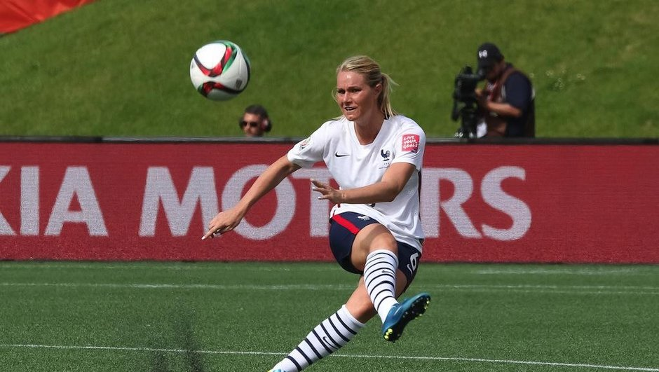 Addition du Fast Foot : Gagnez le maillot d'Amandine Henry