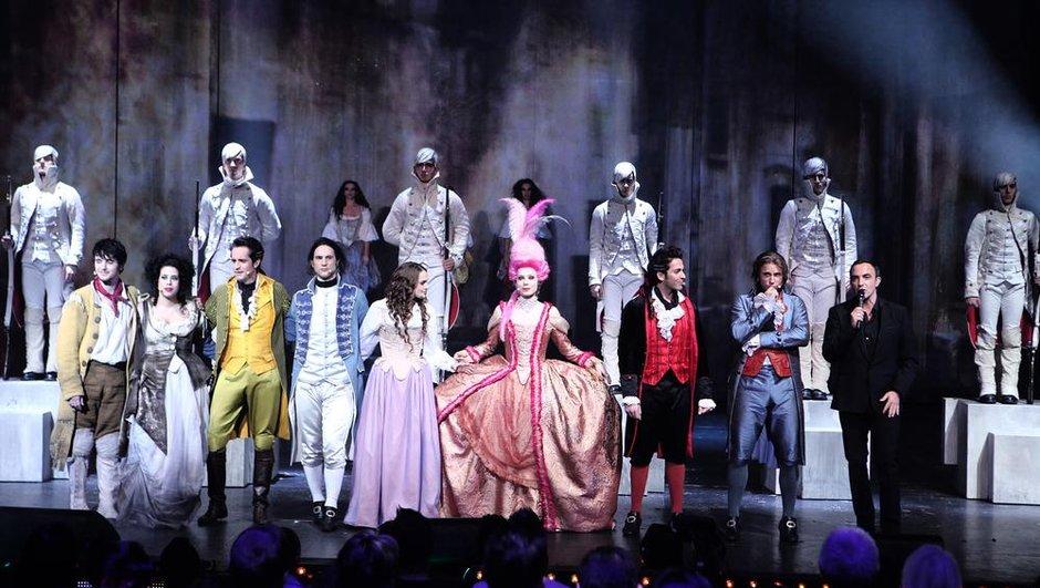 """""""1789, Les Amants de la Bastille"""" préférée à """"Sister Act"""" !"""