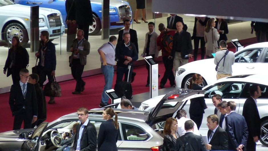 Mondial de l'Auto 2012 : 1,231 million de visiteurs !