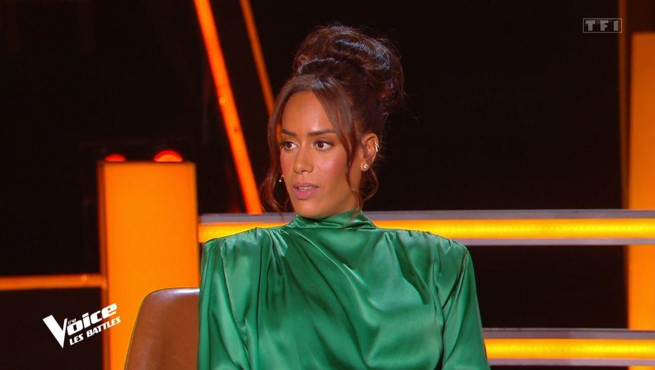THE VOICE 2021 – Cross Battles : Quels sont les talents d'Amel Bent ?