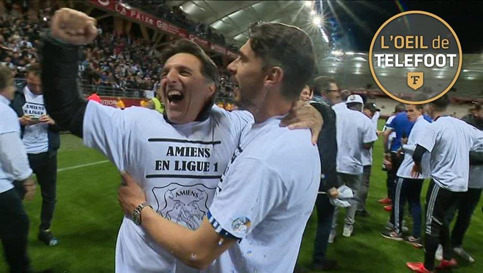 L'oeil de Téléfoot - Amiens, comment le phare du football picard a fini par accéder à la Ligue 1
