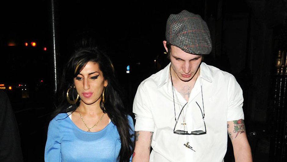 Amy Winehouse: Blake Fielder-Civil annule leur mariage