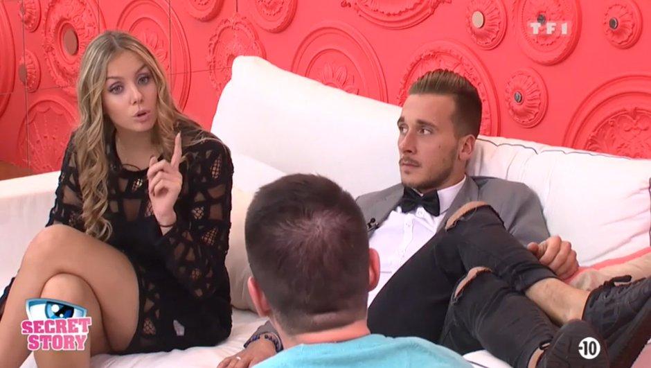 Anaïs refuse que Thomas se rapproche de Mélanie