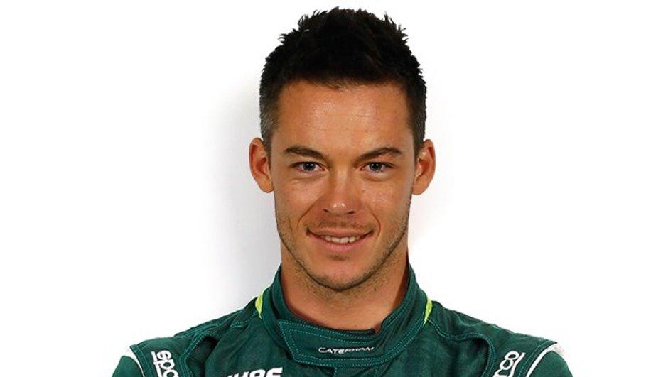 F1 - GP de Belgique 2014 : Lotterer remplace Kobayashi chez Caterham