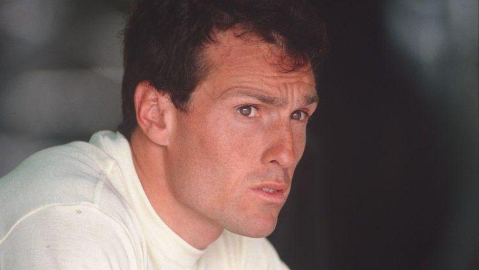 F1 : L'ex-pilote Andrea De Cesaris se tue dans un accident de moto