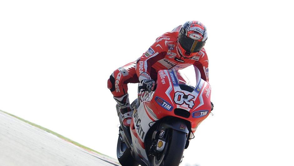 MotoGP - Essais Japon 2014 : Andrea Dovizioso meilleur temps