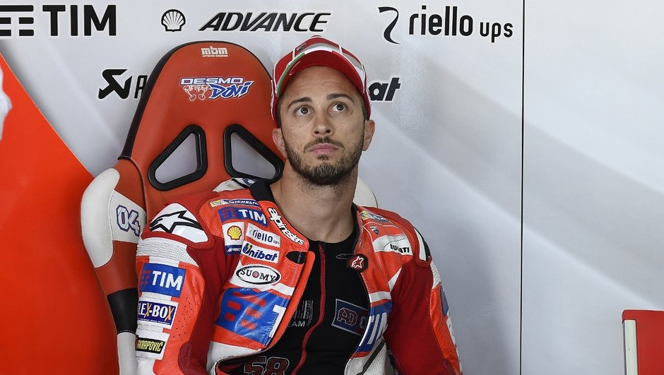 MotoGP : Dovizioso pas tendre avec Iannone