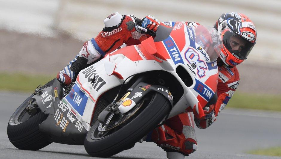MotoGP Autriche 2016 : Ducati et Dovizioso survolent les essais 2