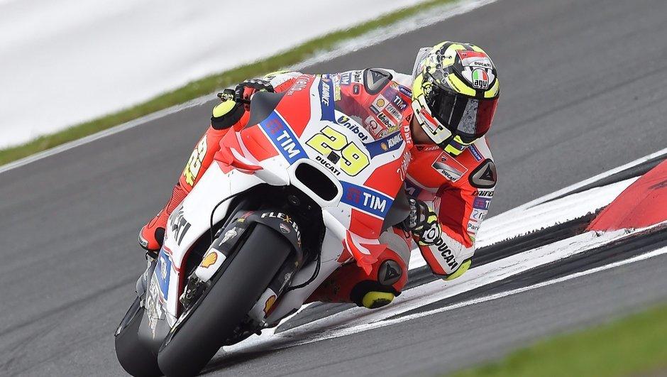 MotoGP Saint-Marin 2016 : Iannone forfait ?