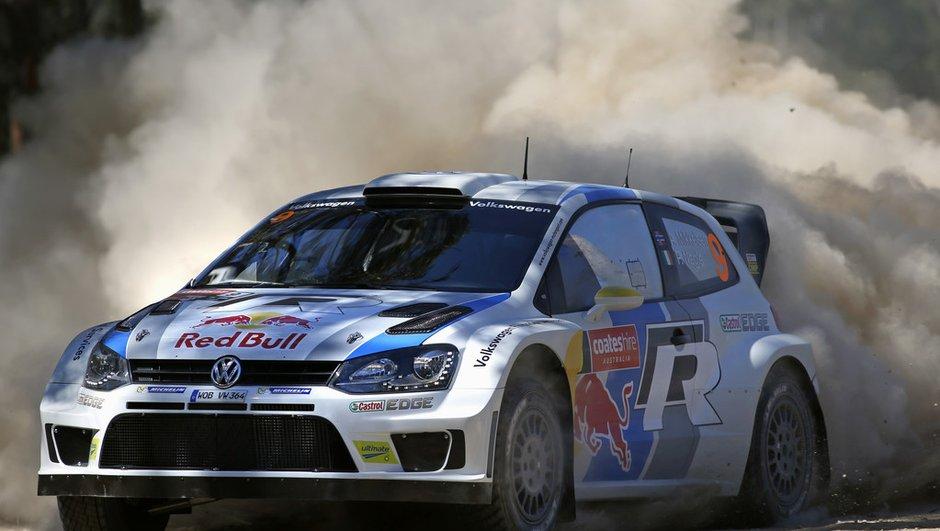 WRC - Rallye d'Australie 2013 : Mikkelsen mène jeudi soir