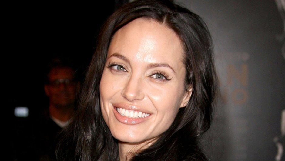 Le régime minceur d'Angelina Jolie : insectes et araignées !