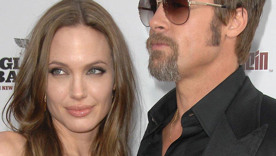 """Angelina Jolie n'est """"pas enceinte"""", mais serait prête pour le mariage !"""