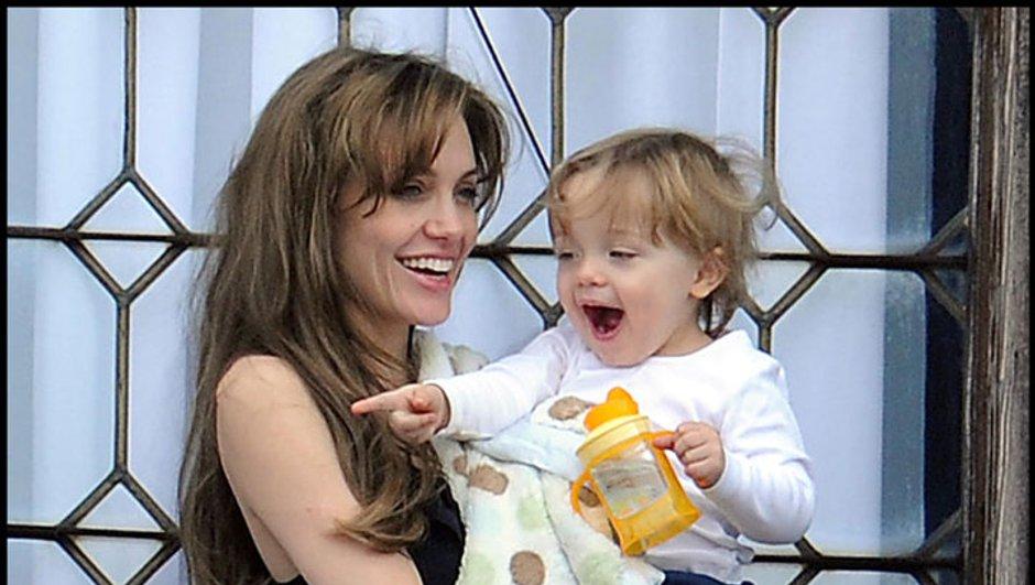 Angelina Jolie, ses enfants mettent la pagaille à l'hôtel