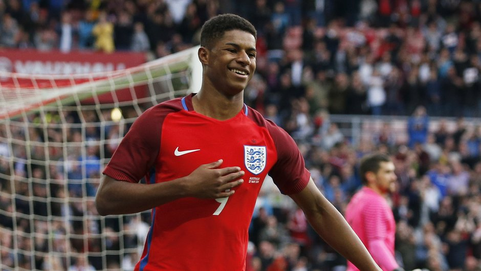 Euro 2016 – Angleterre : la liste des 23 avec Marcus Rashford