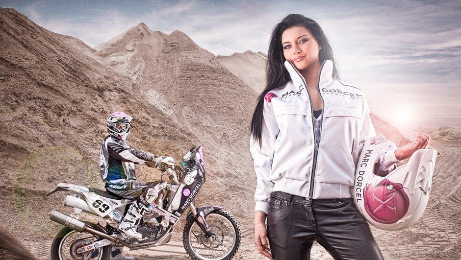 Insolite : La moto N°69 du Paris-Dakar sponsorisée par... Marc Dorcel